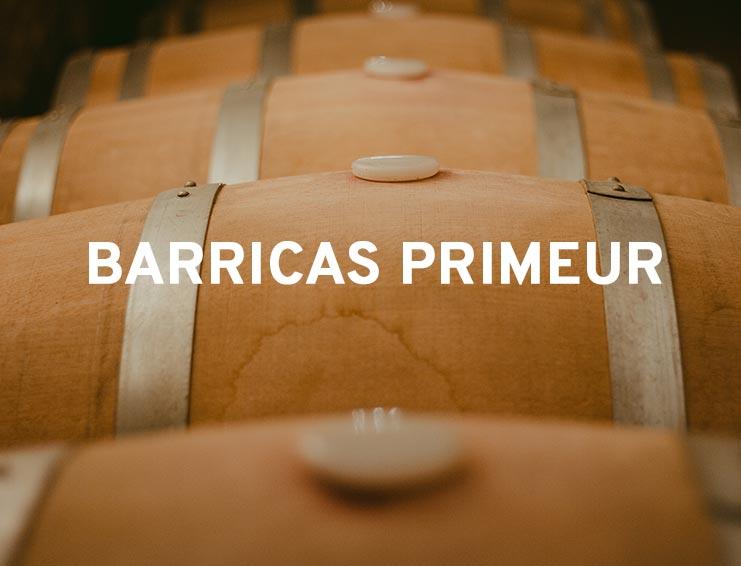 Barricas Primeur